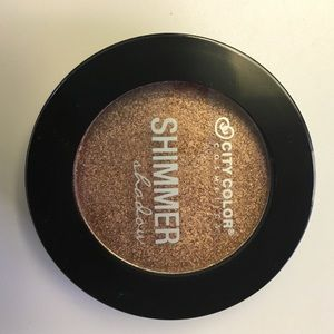 City color shimmer shadow in cheers to life